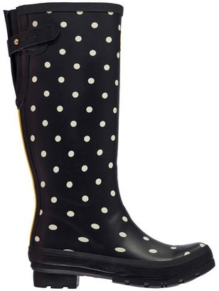 Joules Spot Welly Ld94