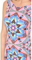 Mara Hoffman Kites Cutout Back Mini Dress