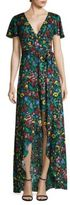 Alice + Olivia Adrianna Floral-Print Maxi Dress