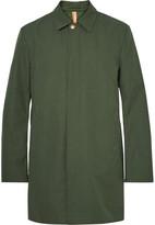 Private White V.C. - Cotton Ventile Ripstop Raincoat