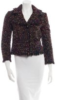 Giambattista Valli Tweed Jacket w/ Tags