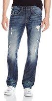 Buffalo David Bitton Men's Six Slim Fit Jean in New Spirit