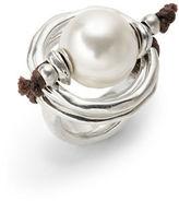 Uno de 50 Pearl Statement Ring