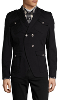 Mens Military Sport Coat - ShopStyle