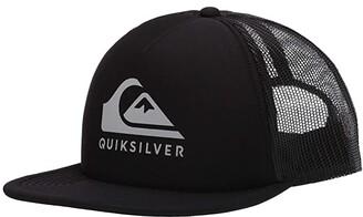 Quiksilver Foamslayer VN (Black) Baseball Caps