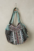 Anthropologie Embellished Jazmin Tote