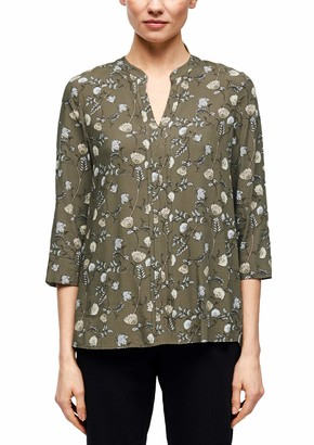 s.Oliver BLACK LABEL Women's 150.10.002.10.100.2036578 Tunic Shirt