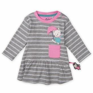 Sigikid Baby Girls' Langarm-Kleid Dress