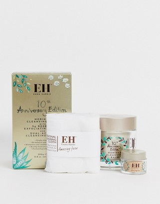 Emma Hardie 10th Anniversary Moringa Cleansing Balm & Rosehip Seeds 200ml-No Colour