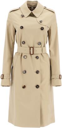 Burberry Kensington Long Raincoat