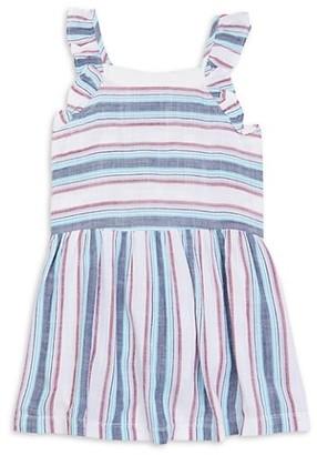 Splendid Little Girl's & Girl's Woven Stripe Dress
