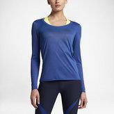 Nike Dry Women's Long Sleeve Training Top