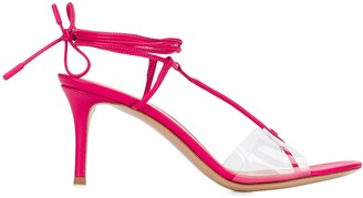 Gianvito Rossi Estelle wrap-tie sandals