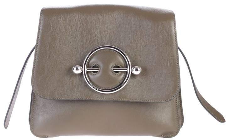 J.W.Anderson Green Disc Shoulder Bag