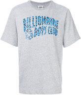 Billionaire Boys Club leopard print logo T-shirt - men - Cotton - S