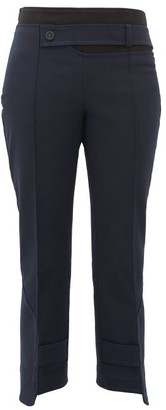 Sportmax Livigno Trousers - Womens - Navy