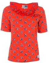 Kenzo Women's Red Cotton T-shirt.