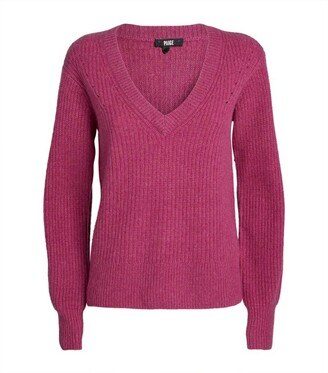 Paige V-Neck Kamila Sweater