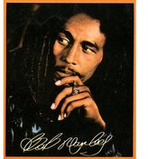 Old Glory Bob Marley - Fleece Throw Blanket