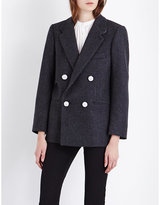 Joseph Blazz Stretch-wool Coat