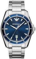 Emporio Armani Round Bracelet Watch, 44Mm