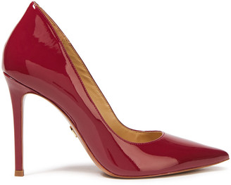 MICHAEL Michael Kors Patent-leather Pumps
