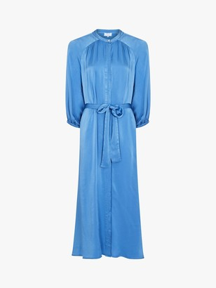 Ghost Sienna Dress, Blue