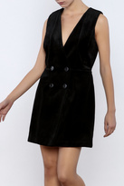 Greylin Thompson Velvet Dress