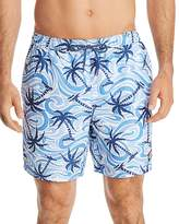 Vineyard Vines Palm Tree Waves Swim Trunks