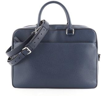 Louis Vuitton Porte-Documents Business Bag Taiga Leather GM