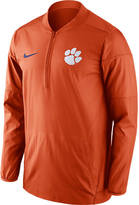 NIKE TEAM Men's Nike Clemson Tigers College Lockdown Quarter-Zip Jacket