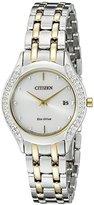 Citizen Eco-Drive Women's GA1064-56A Diamond Watch