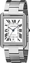 Cartier W5200028 Men's Tank Wrist Watches