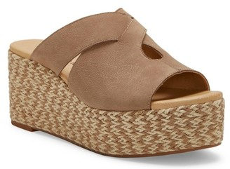 Lucky Brand Genzy Espadrille Wedge Sandal