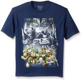 Nickelodeon Teenage Mutant Ninja Turtles Little Boys' Power T-Shirt Shirt