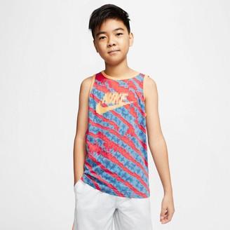 Nike Boys 8-20 Graphic Tank