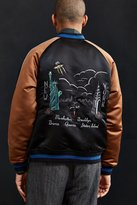 Urban Outfitters Embroidered New York City Souvenir Jacket