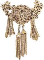One Kings Lane Vintage 1950s Napier Tassel Bracelet