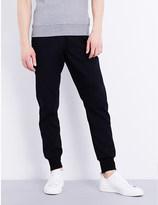 Paul Smith Mid-rise slim-fit cotton-blend jogging bottoms