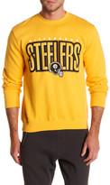 Mitchell & Ness NFL Steelers Fleece Crew Neck Sweater