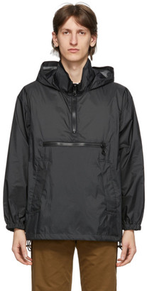 MACKINTOSH Black Craigie Anorak Jacket