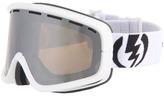 Electric Eyewear EGB2 (Gloss White/Bronze/Silver Chrome Lens 12) - Eyewear