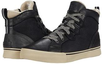 Sorel Caribou Storm Sneaker Mid Waterproof (Buff) Men's Boots
