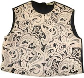 Mary Katrantzou Pink Cotton Top for Women