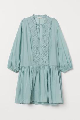H&M Cotton Tunic - Green