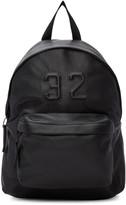 Joshua Sanders Black 32 Backpack
