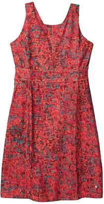Royal Robbins Jammer Knit Dress (Asphalt Print) Women's Dress
