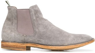 Officine Creative Alix Hunter chelsea boots