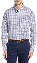 Cutter & Buck Irving Non-Iron Plaid Sport Shirt