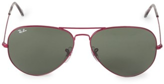 Ray-Ban RB3025 62MM Pilot Sunglasses